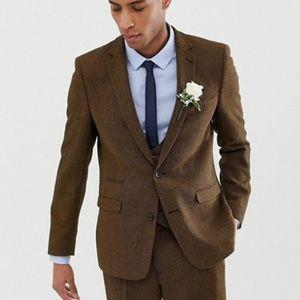 ASOS DESIGN Wool jacket